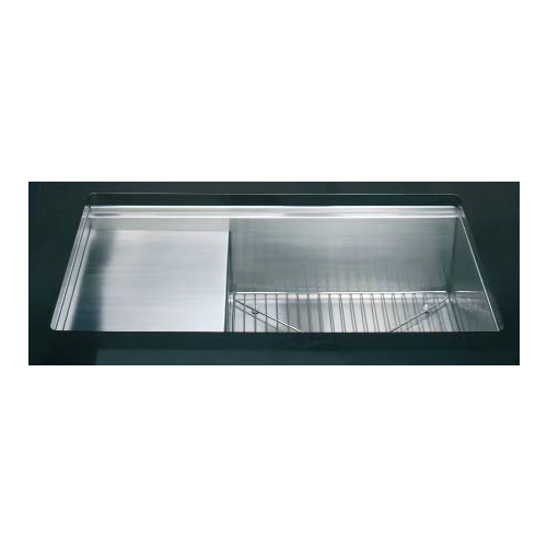 Kohler Stages 3760 Single Bowl And Drainer Inc