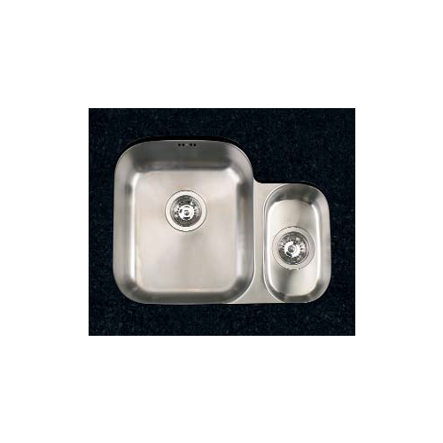 Clearwater Tango Sp25 1 5 Bowl Stainless Steel Undermount Sink