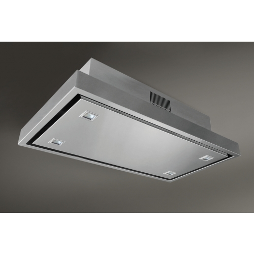 Elica STRATOS Re circulation Ceiling Mounted Hood STRATUS