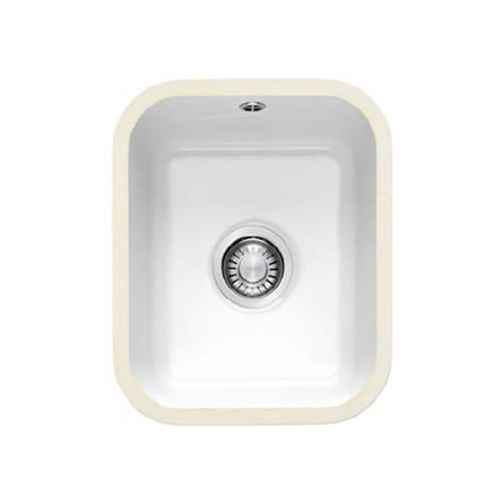 Franke Vbk 110 33 Undermount Ceramic White Sink