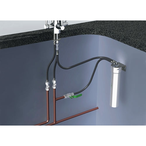 Franke Filter Flow Kubus Tap With Swivel Spout