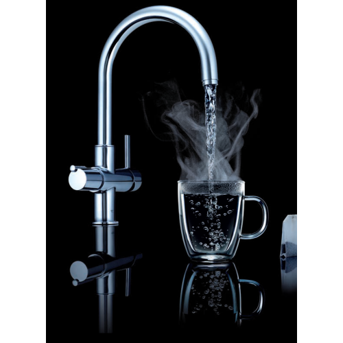 grohe red duo filtered boiling water tap with c 39 spout. Black Bedroom Furniture Sets. Home Design Ideas