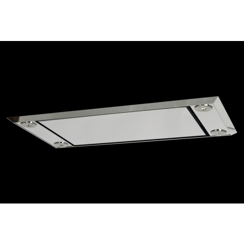 Ceiling Mounted Extractor Fan >> Westin Mirage Stratus Compact Recessed Ceiling Hood with Mirror Stainless Steel Finish MIRAGE ...