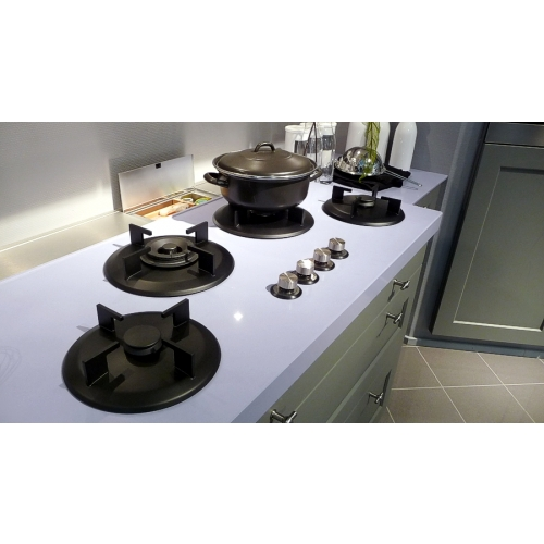 Abk I Cooking Icgx0211 Two Burner Gas Hob To Fit Directly