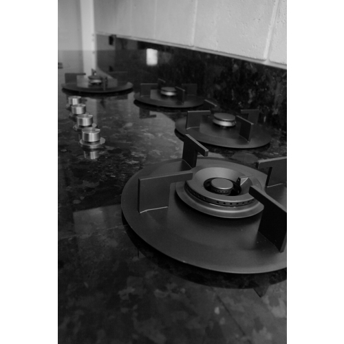 Abk I Cooking Icgx0416 Four Burner Gas Hob To Fit Directly