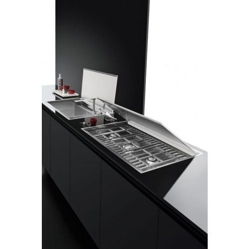 Barazza 1llb60 Lab Built In And Flush Sink With Cover And