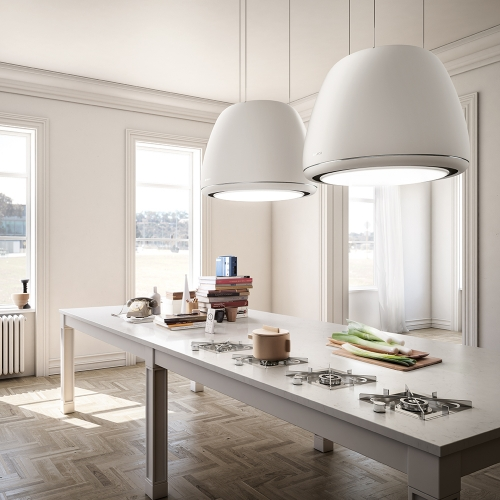 Elica Diva Island Or Wall Mounted Cooker Hood