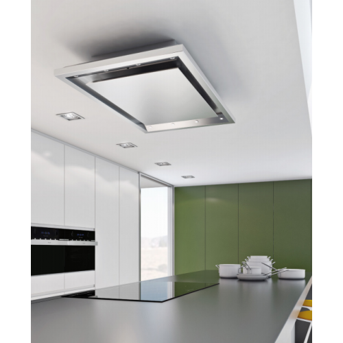 Pando E-225 Recirculation Surface Ceiling Mounted Cooker Hood