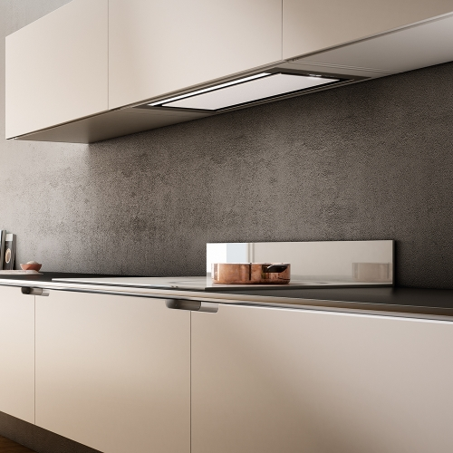 Elica Sleek Built In Over Hob Cooker Hood