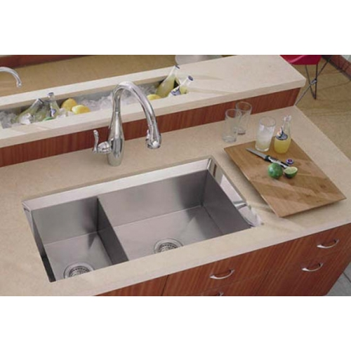 Kohler Trough 3187w 838mm Undermount Stainless Steel