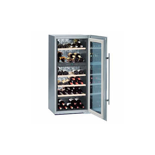 Liebherr wtees2053 vinidor wine cooler wtees2053 for Best wine fridge brands