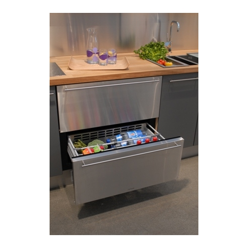 Norcool Fully Integrated Drawer Fridge With Stainless