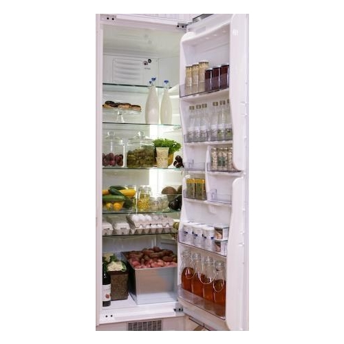 Norcool 2 1 Integrated Floor To Ceiling Corner Fridge With