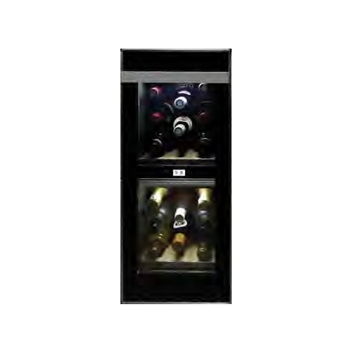 Norcool Cave 20 Bu Dual Zone Built Under Wine Cooler