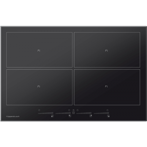 kuppersbusch eki8940 0f 80cm induction hob eki8940 0f hobs. Black Bedroom Furniture Sets. Home Design Ideas