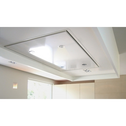 abk neerim ceiling mounted extractor hood external motor. Black Bedroom Furniture Sets. Home Design Ideas