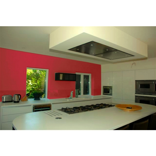 High Quality ABK Neerim Ceiling Mounted Extractor Hood External Motor Required