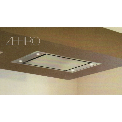 Extractair Omni Directional Recessed Ceiling Mounted Hood