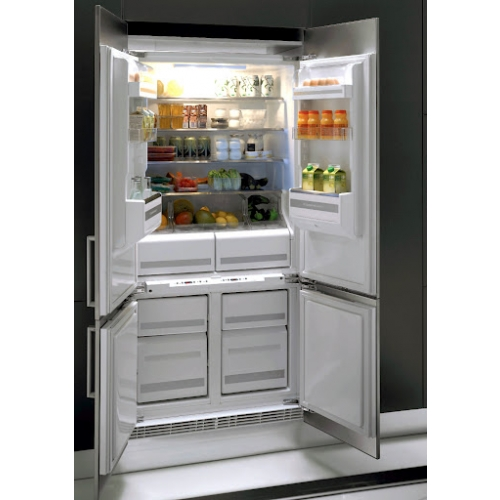 Kuppersbusch Ike4580 1 4t Integrated 4 Door Fridge Freezer