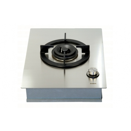 Abk Koonaka Kpg0101 Single Wok Burner Gas Cooktop Flush