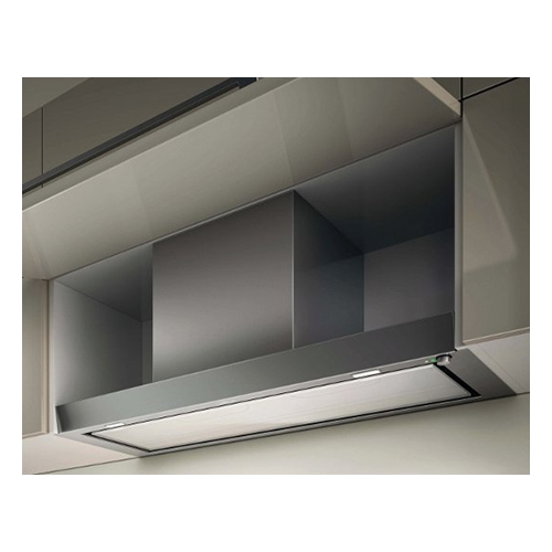 Elica Hidden Built In Cupboard Hood Hidden Cooker Hoods