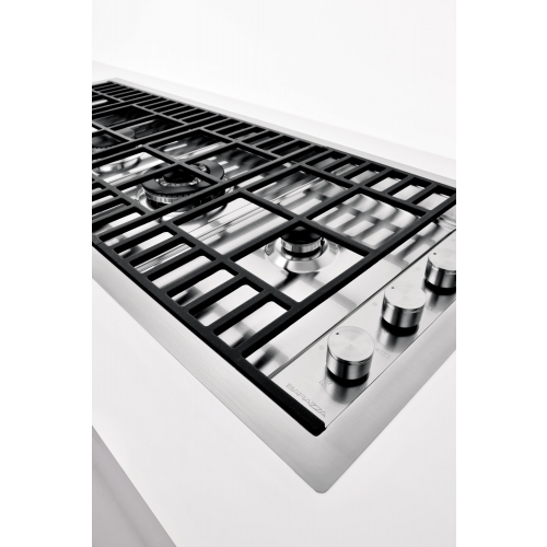 Barazza 1PLB3T 120cm Lab flush and built in hob 3 burners