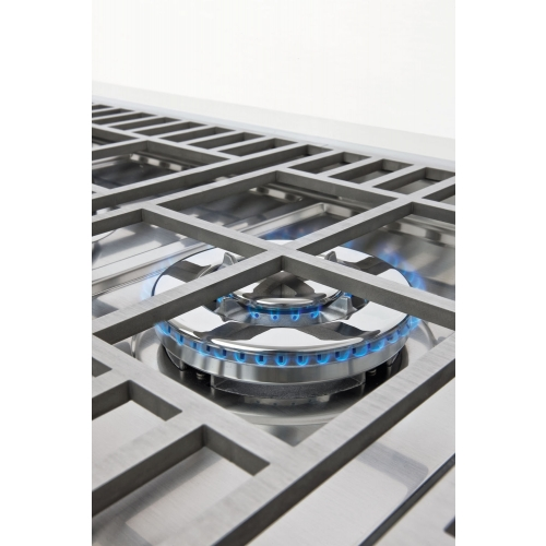 Barazza 1plb5 90cm Lab Flush And Built In Hob 4 Gas